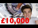 DID I WIN £10,000 POUNDS