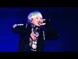 BTS  Intro NEVER MIND Indo sub @ LIVE(
