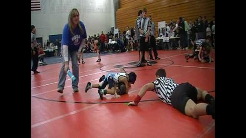 5 year old wrestler- Orion Wrestling Ionia 2010 1.MOD