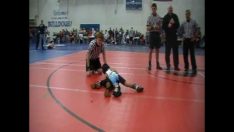 5 year old wrestler- Orion Wrestling Ionia 2010 2.MOD