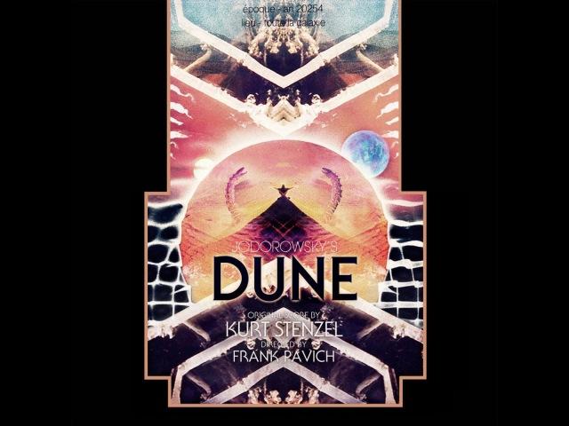Kurt Stenzel - Jodorowsky's Dune (Original Motion Picture Soundtrack) (Original Motion Picture S...