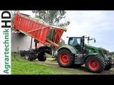 JOHN DEERE 7500 VS. KRONE BiG X700  Fendt 828+ 820+ 930 Traktoren  Maish