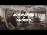 Jonwayne &amp Anders  DJ Set  LeMellotron.com x Worldwide.FM