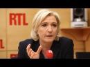 Marine Le Pen, invitée de RTL, vendredi 5 mai