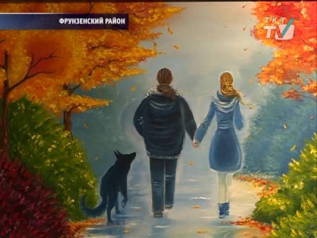 Выставка работ купчинских художников-любителей открылась в ДМ Факел