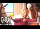 «Селфи-кот», короткометражный мультфильм