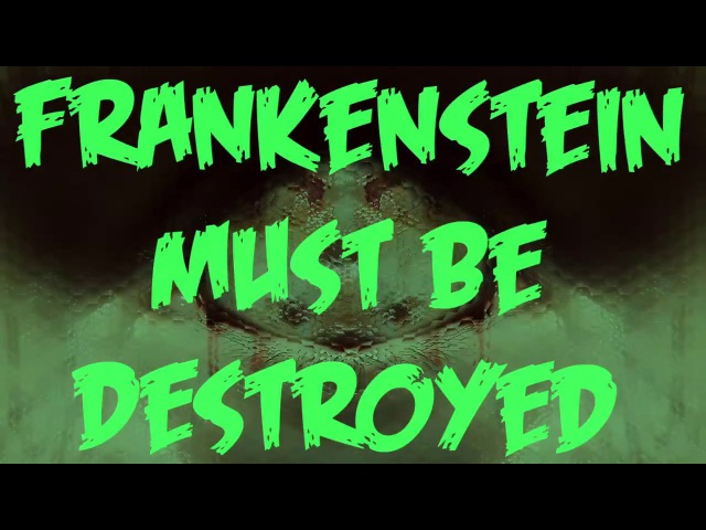 Hatriot - Frankenstein Must Be Destroyed Lyric video