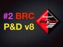 2 BRC Plug end Drive V8 PD