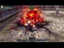 Dragon nest pyromancer (пиромант) vs Dark avenger (разрушитель)
