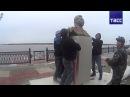 В Сургуте установили памятник И Сталину