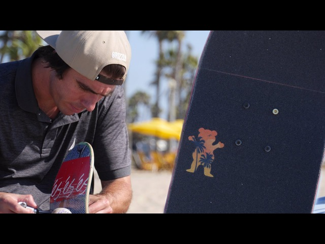 Grizzly Griptape Commercial - Kelly Hart Signature Griptape