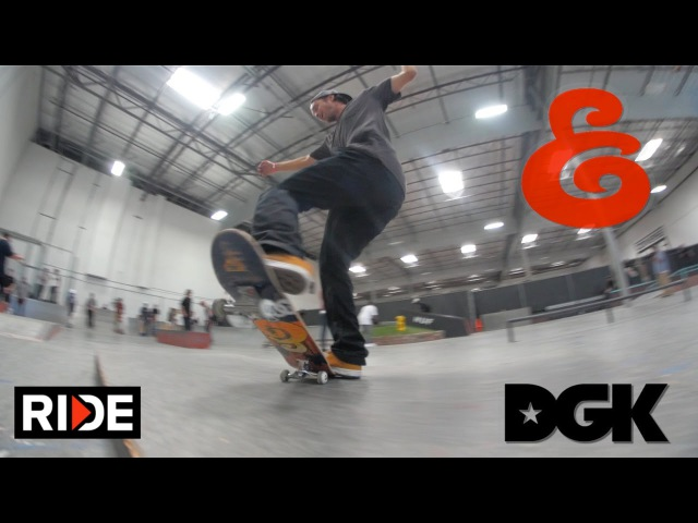 Matt Miller, Kelly Hart More - Expedition x DGK Skate/Hang at Active