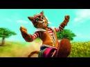 Правдивая история Кота в сапогах русский трейлер 2009