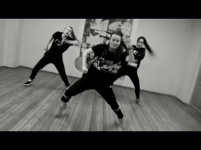 Chris Brown - Party | Lena Kapinos choreo | DS FAM |