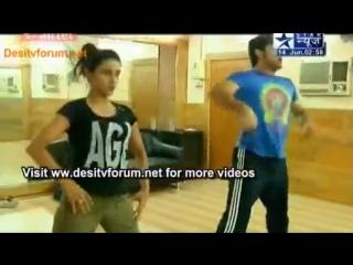 PKYEK (Pyaar Ki Yeh Ek Kahaani) SBS 14th June 2011 (Abhay - Arjun Rati Dance For Gold Award)
