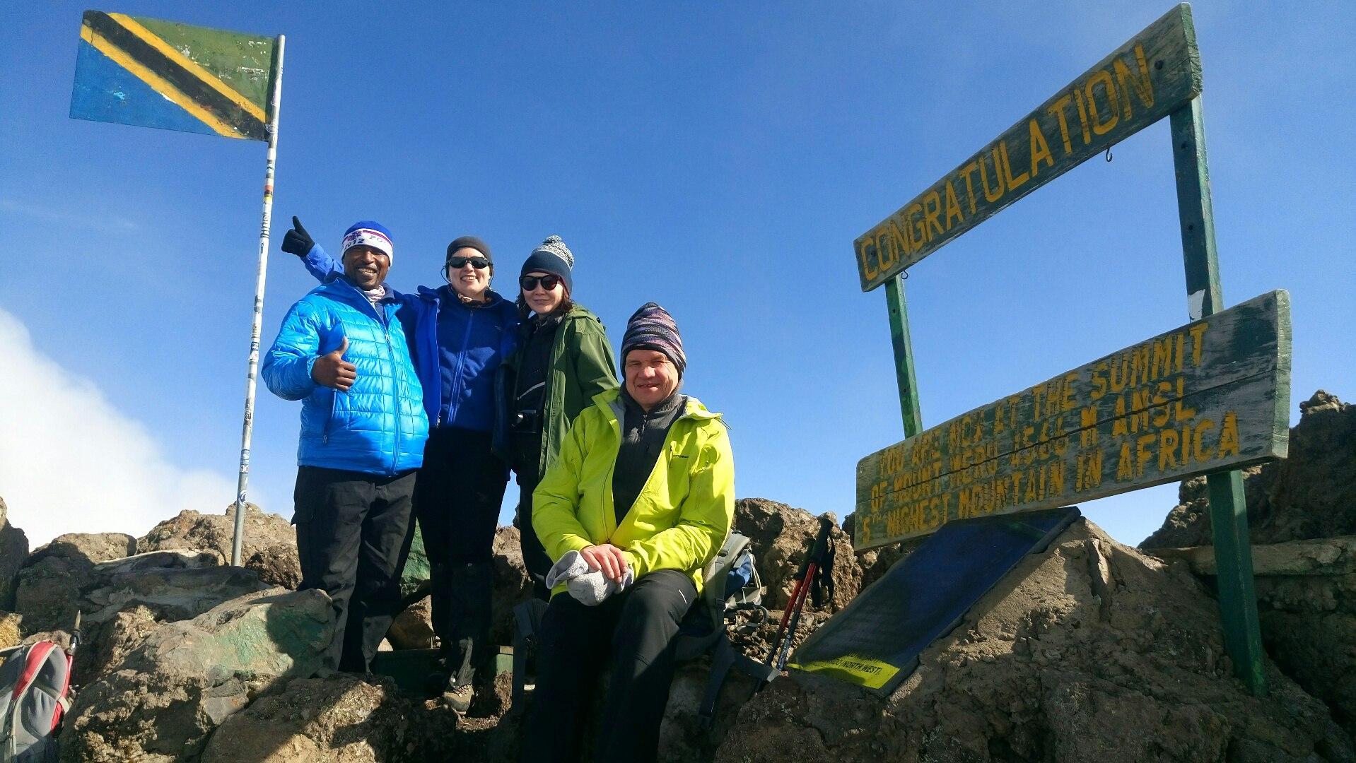Килиманджаро, восхождение на Килиманджаро, вести с полей, активный туризм в Африке, восхождение, тур с восхождением