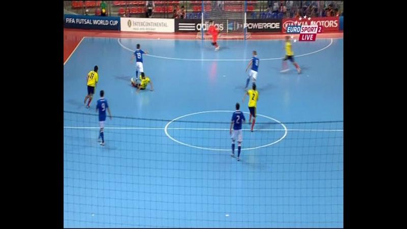 Чемпионат мира 2012. Матч за 3-е место. Италия - Колумбия (18.11.2012)