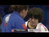 Ewelyn Arruda vs Tammy Griego 2016 World Pro