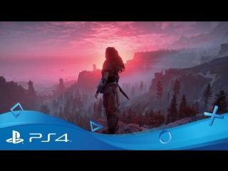 Horizon Zero Dawn — трейлер выхода