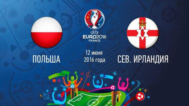 Польша 1 – 0 С. Ирландия. Обзор голов онлайн