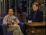 Rob Schneider on Conan