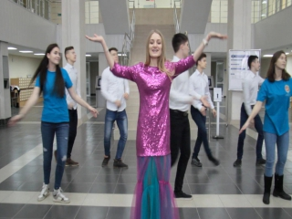 Мисс ИИМОСТ 2017, Дарья Денисова, Русалочка
