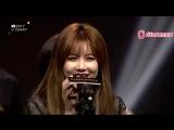 [EVENT] 170408 T-ARA Best Korean Group @ YinYueTai VChart Awards