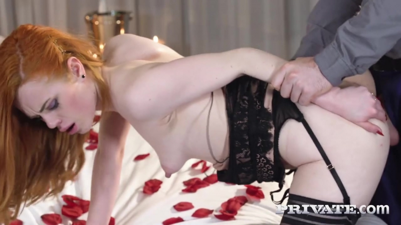 [Private] Ella Hughes celebrates her engagement with a vaginal creampie [All Sex,New Porn 2017]