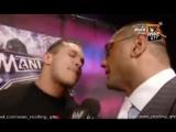 [WWE QTV[Cамці Савців]☆[WrestleMania [XXII][22]Sement]Randy Orton and Batista]