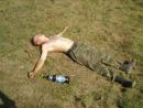 Мулино 2007 - 2 Полевой выход 1 полк (в/ч 61896) АДН Таманская дивизия