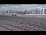 рекорд Nissan GT-R по самому быстрому дрифту