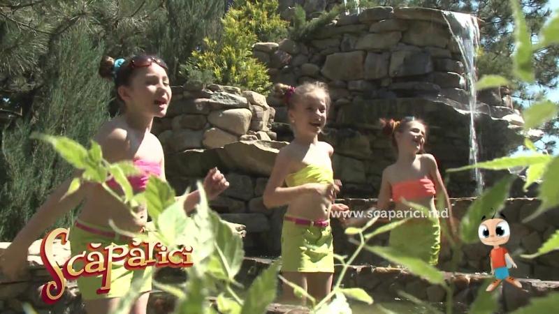 Jasmina, Bianca şi Crina - Viață ca-n filme