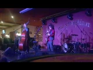 Саундчек Billy's Band в Maximilian NN
