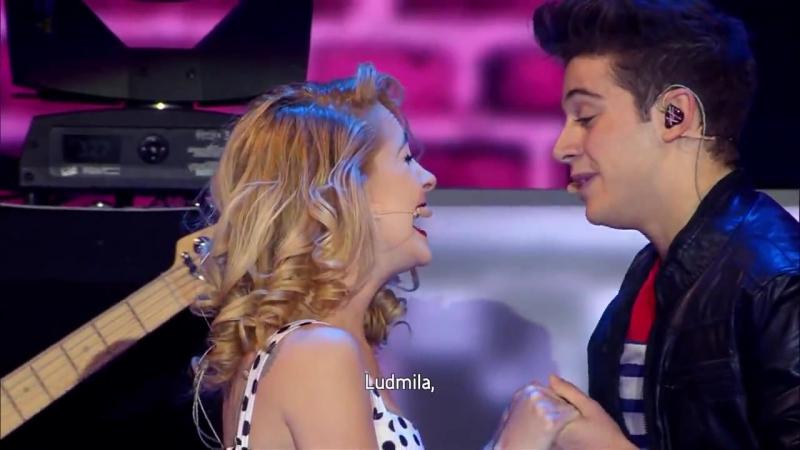 Violetta en Concert - Luz, camera, action » Freewka.com - Смотреть онлайн в хорощем качестве