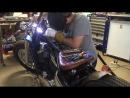 ✔Custom Garage Camrac Lab мастерская по восстановлению мото раритетов и созданию уникальных в своём роде мотоциклов