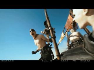 Безумный Макс: Дорога ярости / Mad Max: Fury Road.Съёмки #2 (2015) [HD]