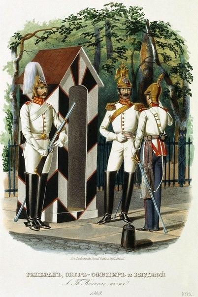 Формы обращения в русской императорской армии