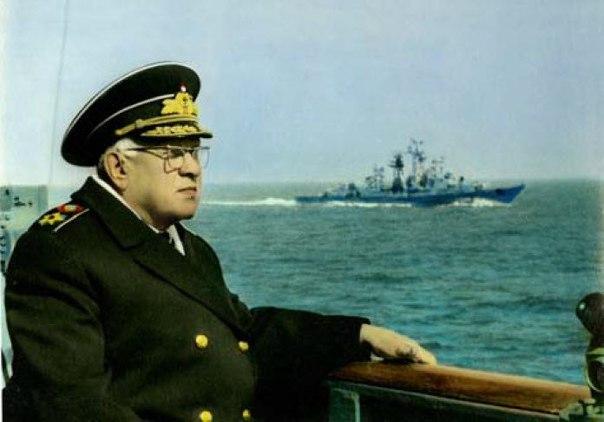 Рецензия на книгу С. Г. Горшкова «Морская