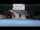 School dance Pinsk Disko style dance (DSD) юниоры