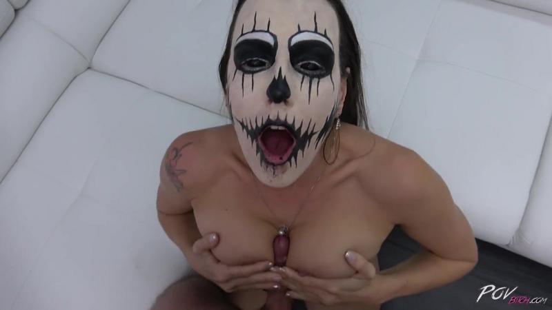 BROTHEL 21 [Mea Melone - УСТРОИЛИ ТРАХОДРОМ НА ХЭЛЛОУИН, HD 1080, all sex, POV, big ass, creampie, ANAL new porn 2016 Анал]