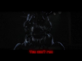 [SFM] Five Nights At Freddy`s 3 song - by Roomie