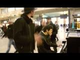 Спели на вокзале песню Ed Sheeran - Shape of You - 720p