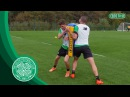 Celtic FC - See the Bhoys in slow-mo as work continues at Lennoxtown