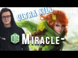 OG.Miracle- Windranger GOD vs. MVP - @SL i-League Dota Invitational [Highlights] by ZBCStudioQ