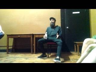 Jason Butler Vocal Workshop Part 2
