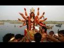 80 чудес света Фестиваль Дурга Пуджа в Индии Непобедимая богиня Дурга Часть 20