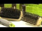 Macadamia Natural Oil Boar Bristle Brushes &amp Infused Comb