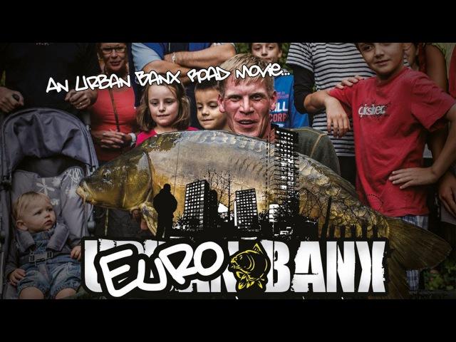 Urban Banx Carp Fishing FULL MOVIE Alan Blair in EUROBANX 11 languages - NASH 2014 DVD