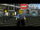 Лего Мультики для детей Lego City Undercover - 4 Серия Машинки Гонки Мультфильмы для Мальч ...