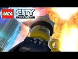 Мультфильмы для детей Lego City Undercover - 6 Серия Мультики про Полицейских и Машинки  дл...